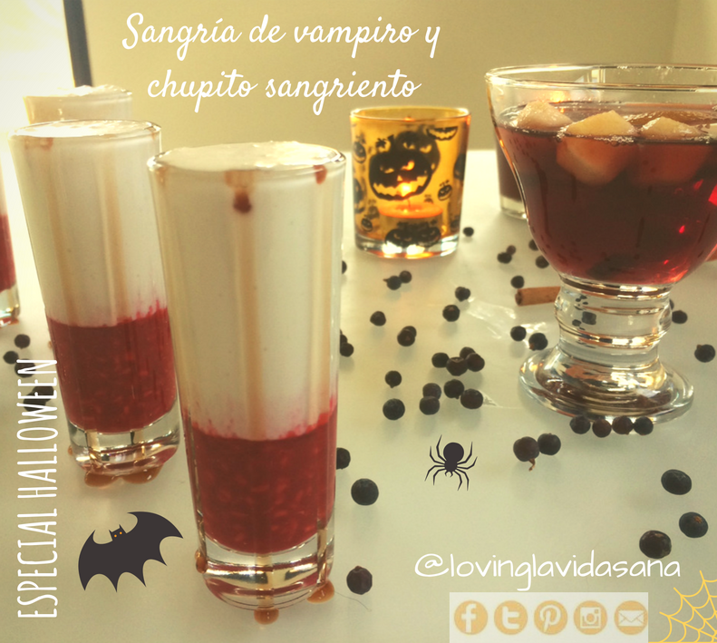 Especial Halloween saludable