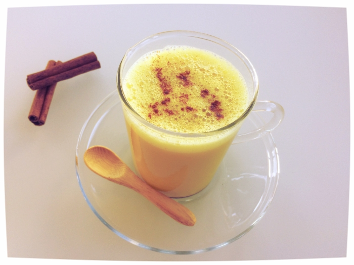 Golden Milk, Curcuma latte