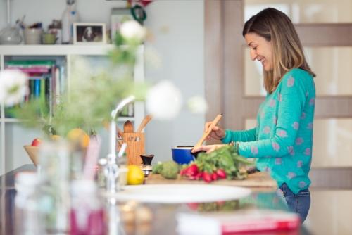 Talleres cocina sana