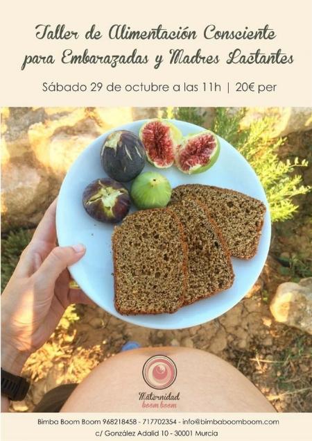 Alimentación consciente para embarazadas y madres lactantes