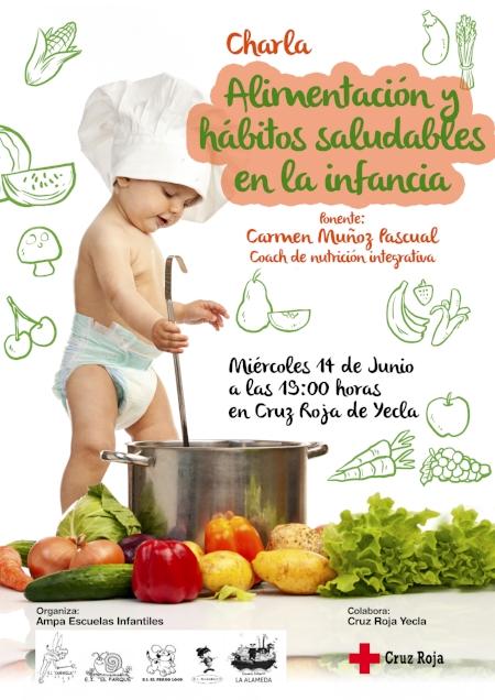 Alimentación y hábitos saludables en la infancia
