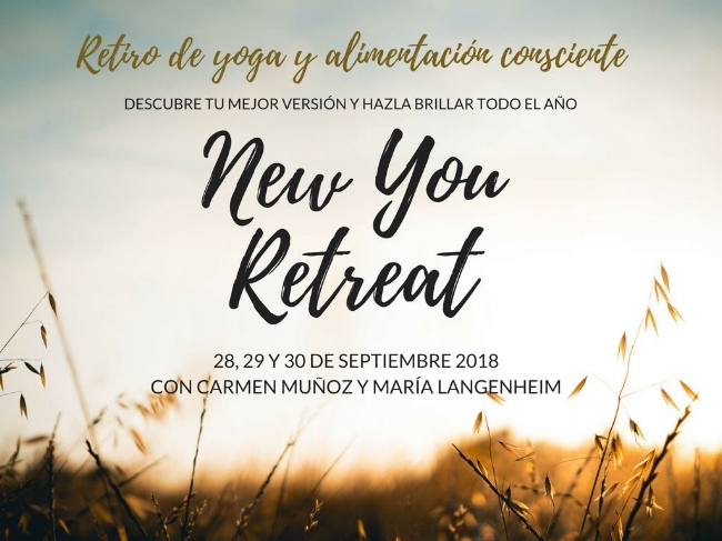 new you retreat yoga alimentación saludable