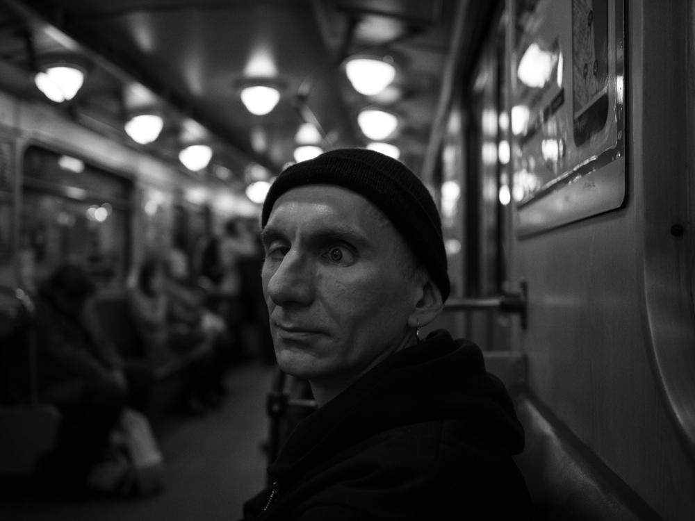 Konstantin, drug user and doctor. Kyiv, Ukraine. April 15th, 2016.