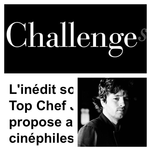 @jeanimbert pour #Challenges @restaurant_acajou