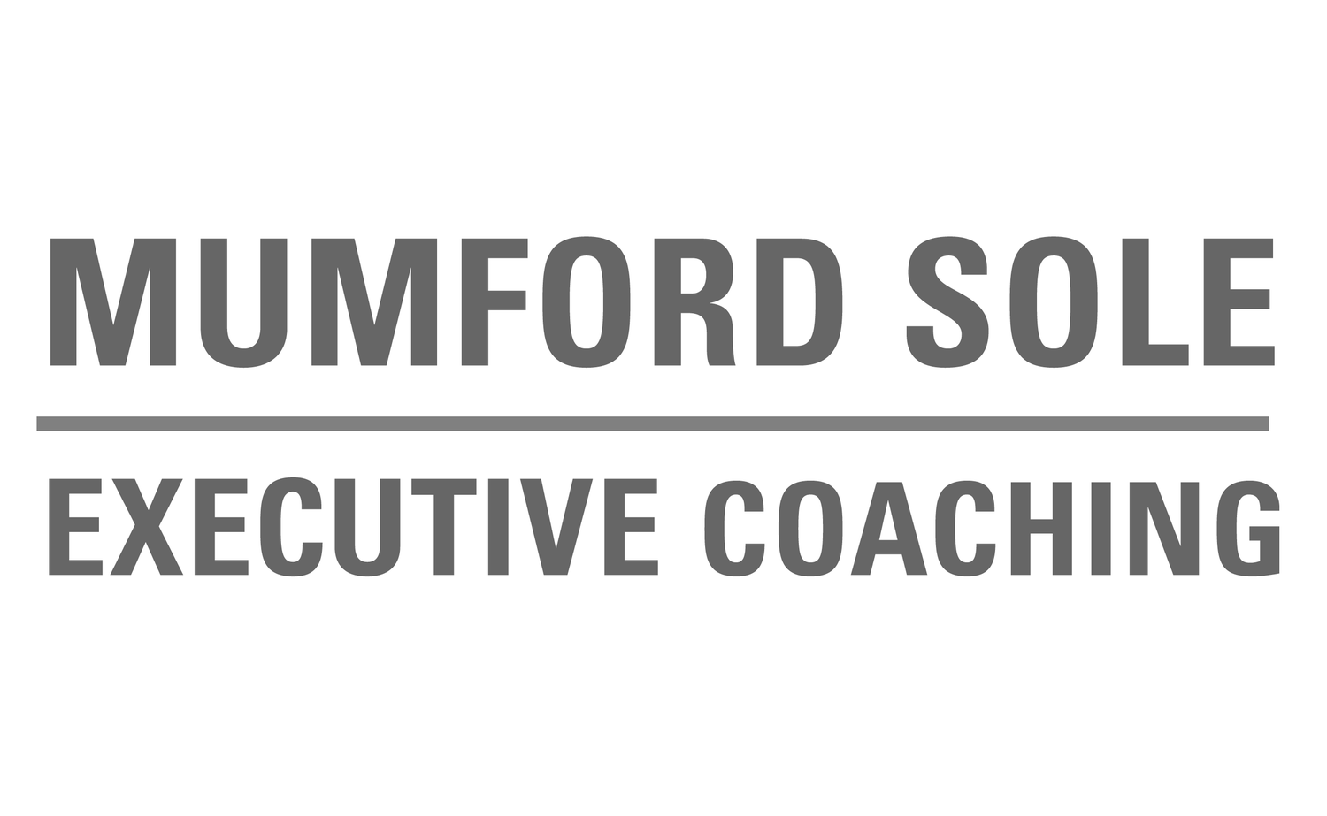 Mumford Sole Executive Coaching