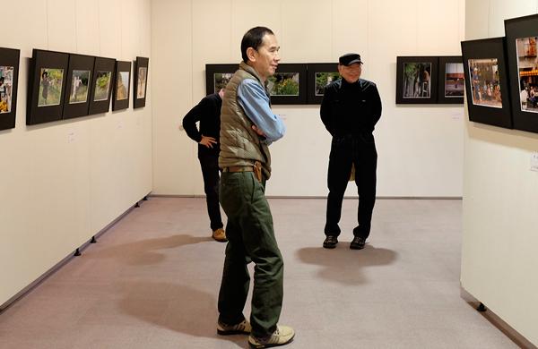 2015年作品展「昭和の風・・・ときの流れ」
