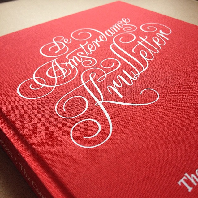 """De Amsterdamse Krulletter"" 