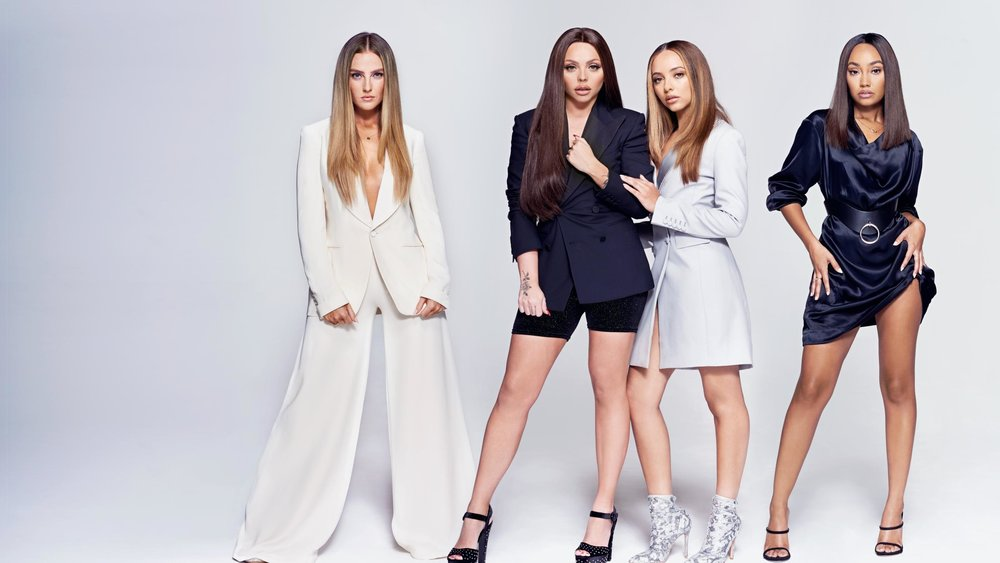 Little Mix in The Times Magazine November 2018