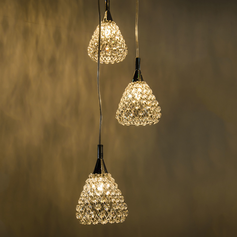 Elegant pendant lighting