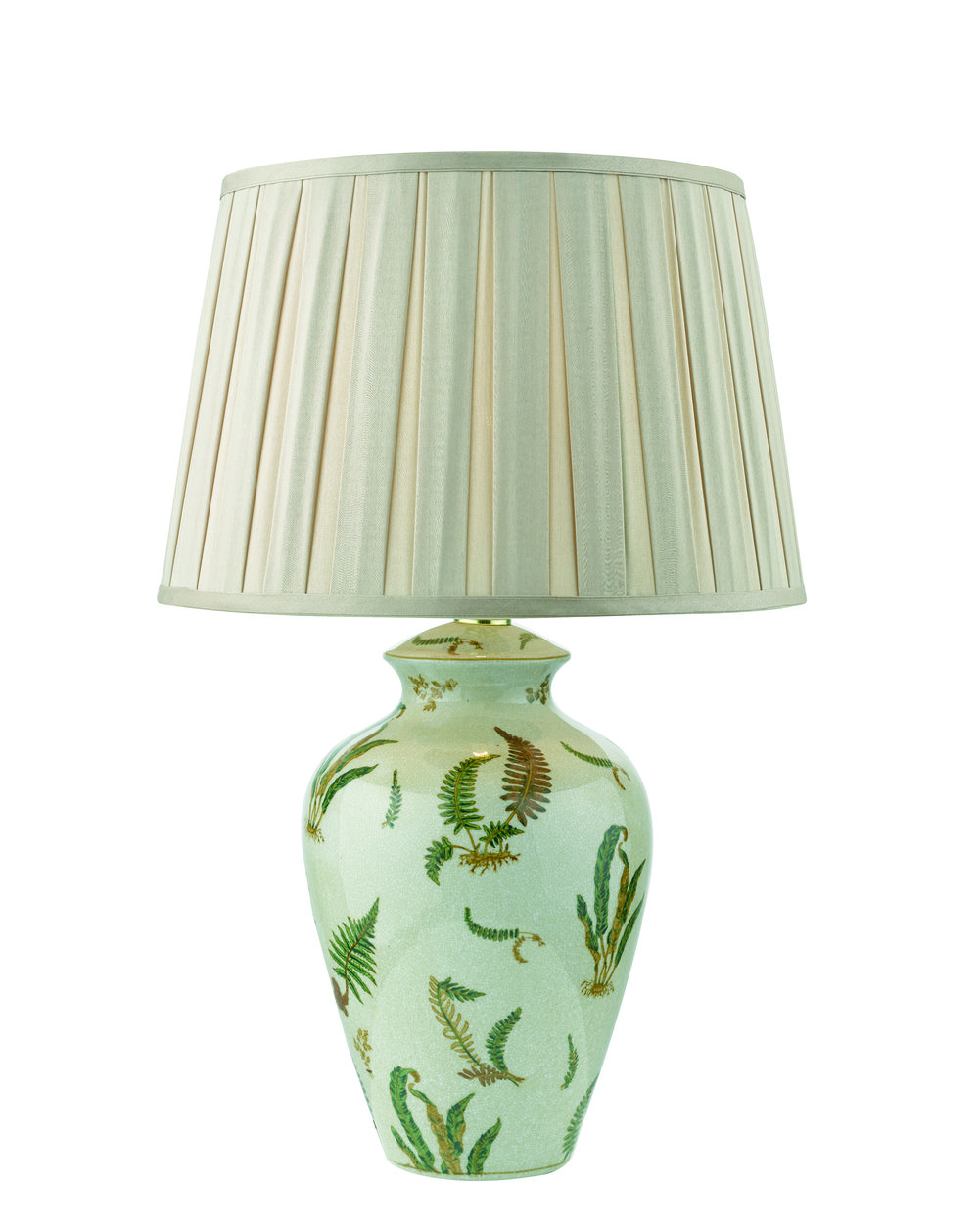 Credit: Dar Lighting Group. Eglantine Porcelain Table Lamp Base. £81.60.  www.darlighting.co.uk