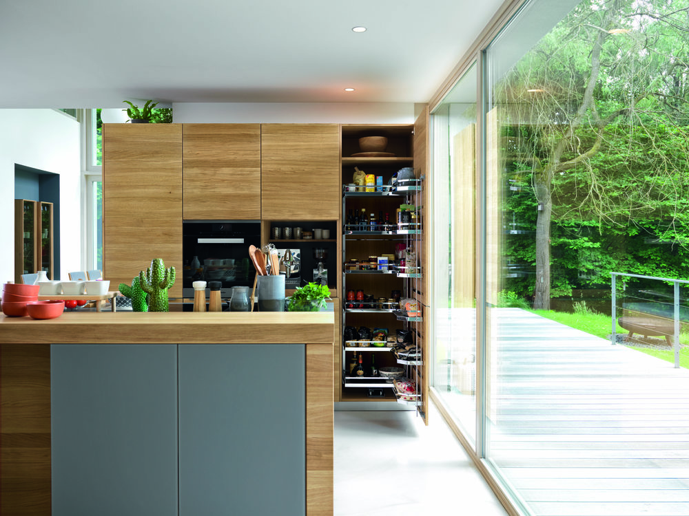 Image Credit: Wharfside. Linee Kitchen by Team 7