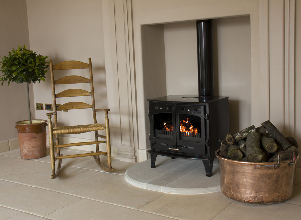 Image credit:  Ludlow Stoves Ltd