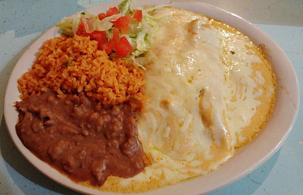 Chicken Suizas Enchiladas -