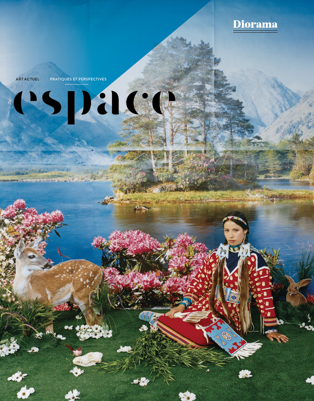 Espace Magazine: Diorama,No. 109, Winter 2015
