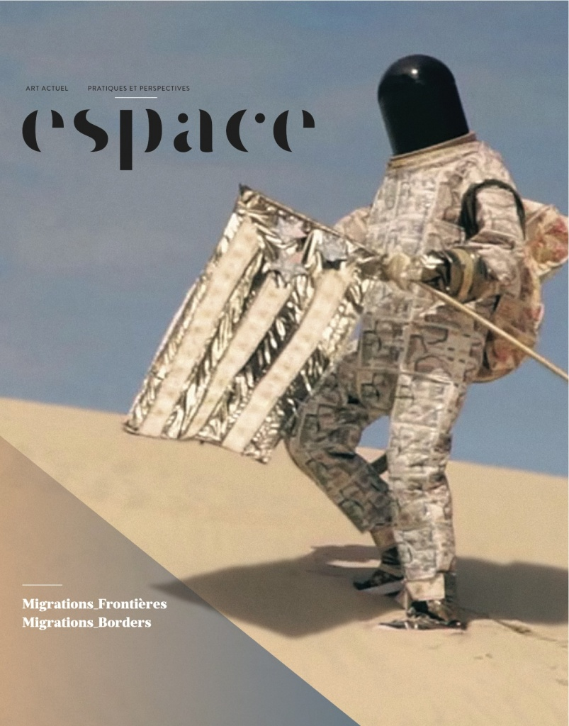 Espace Magazine: Migrations Frontieres/Migrations Borders,No. 111, Autumn 2015