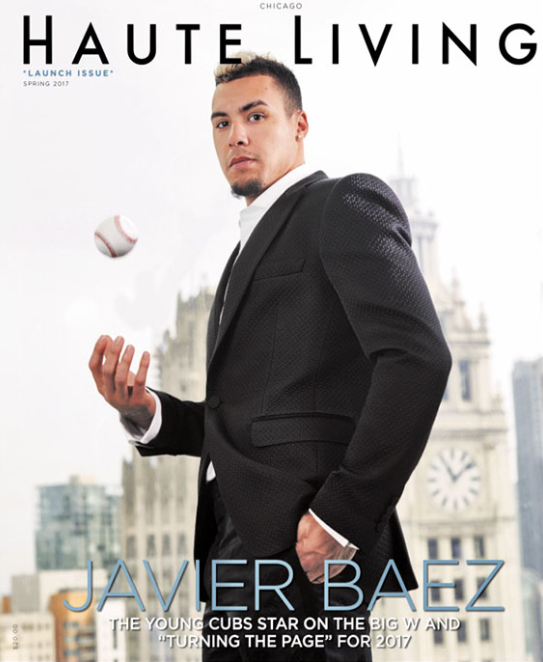 Haute Living Magazine (Chicago)