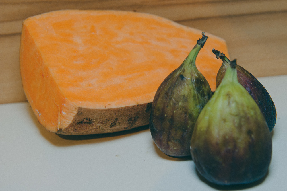 Sweet Potatoes and Figs