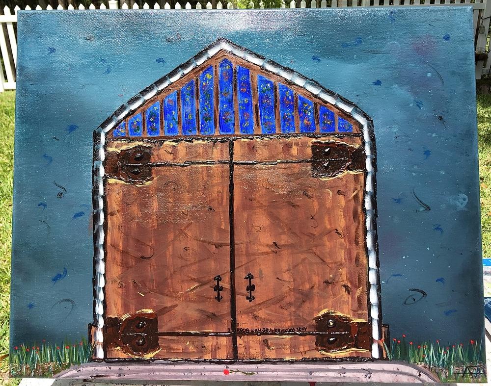 MEDIEVAL DOORS (CODE EMBEDDED)