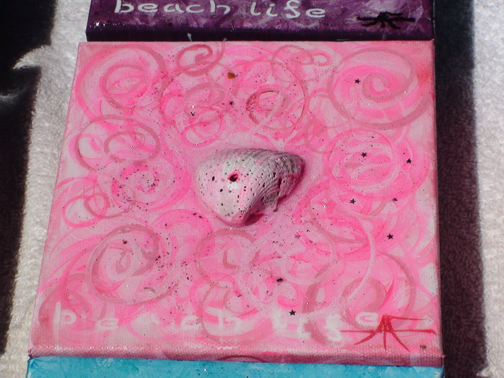 BEACH LIFE SERIES