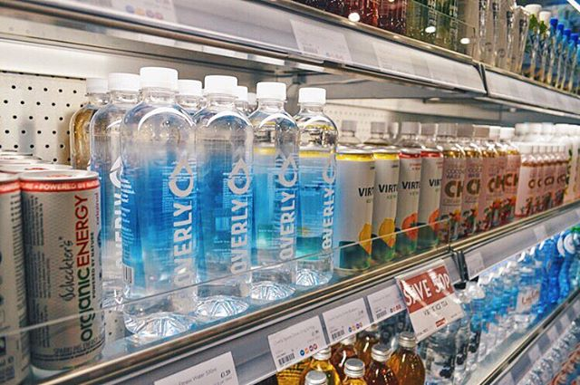 Grab your FitWater at Planet Organic today! #Overly #FitWater #SuperiorHydration #London @planetorganic