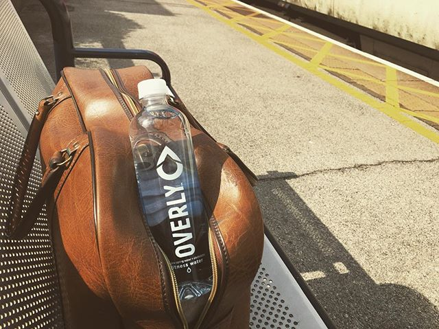 Have a great bank holiday, wherever you're going #Overly #FitWater  #SuperiorHydration