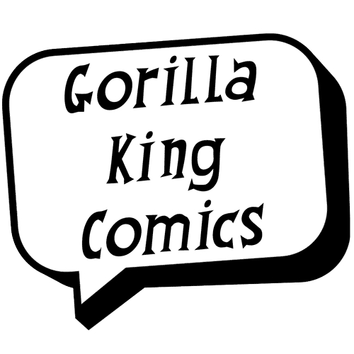 Gorilla King Comics