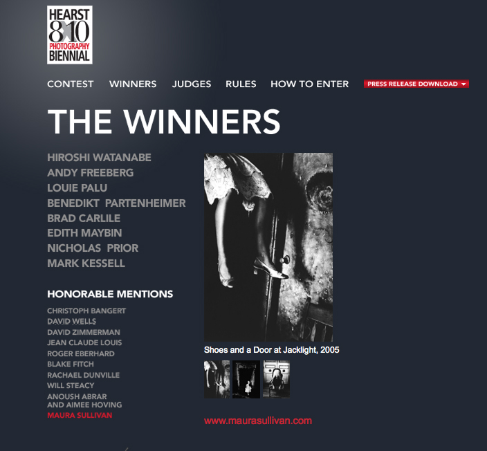 Hearst 8x10 Biennial