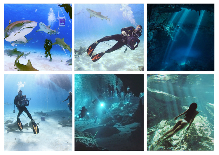 UNDERWATER CINEMATOGRAPHY