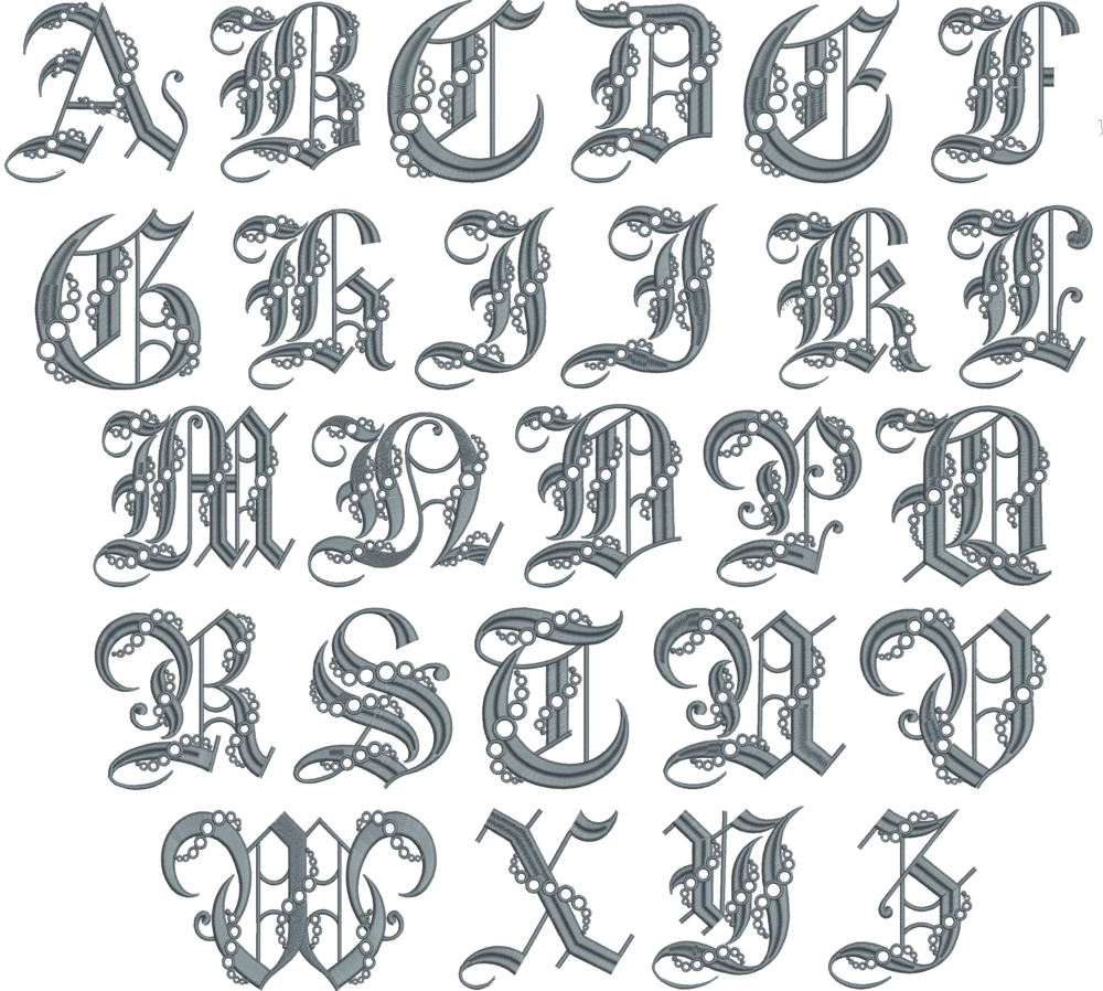 Champagne and Bubbles Font Board.PNG