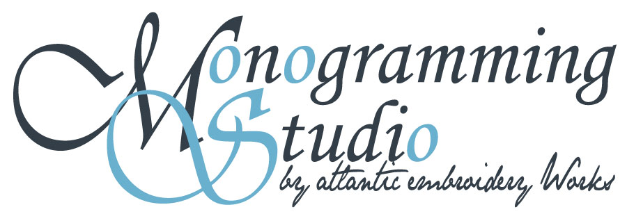 Monogramming Studio by atlantic embroidery Works