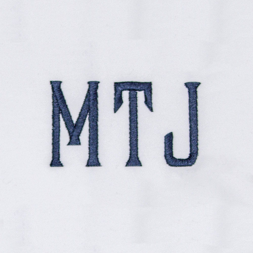 Monogramming Studio By Atlantic Embroidery Works Circle Mw