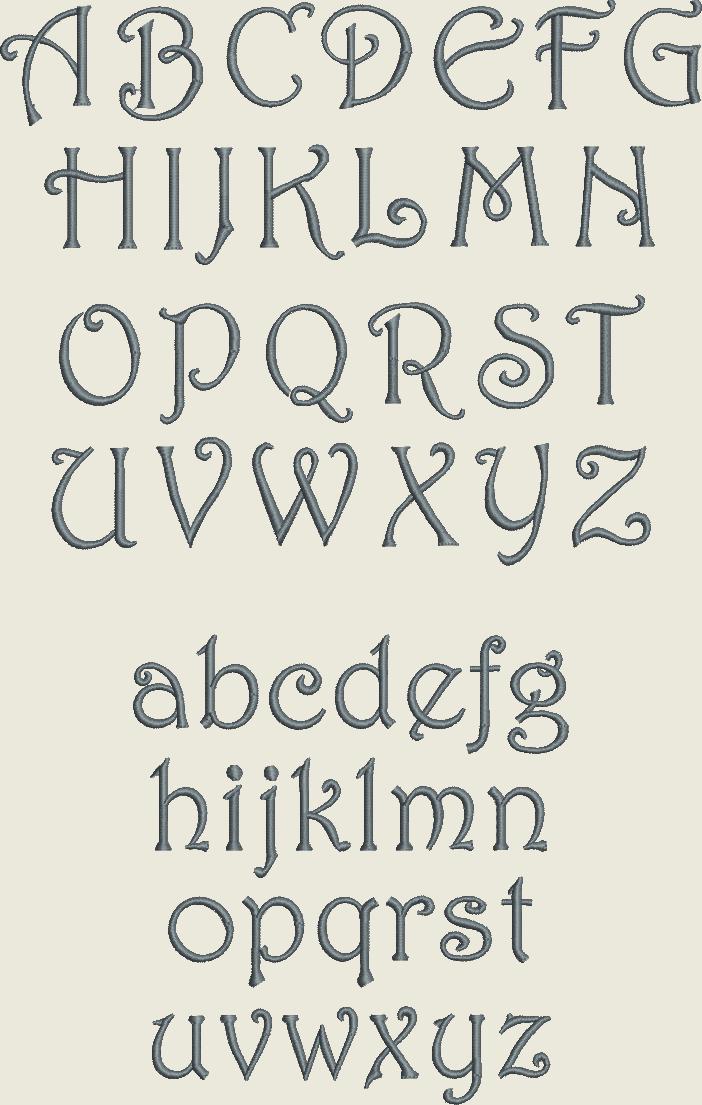 CurlyQ Font Board.PNG