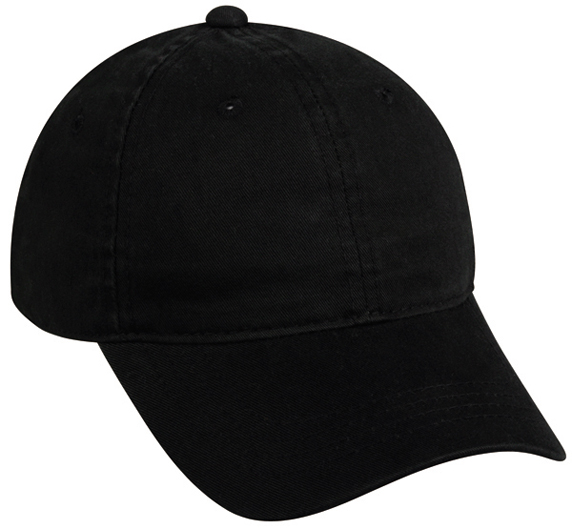 7dd3dade1957d4 Cotton Unstructured Baseball Hat — Atlantic Embroidery Works