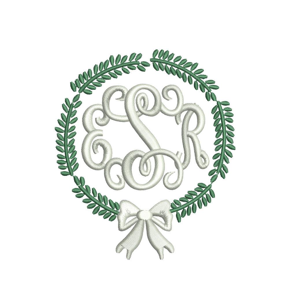 Wreath Mono