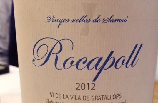 Rocapoll wine from Celler Devinssi