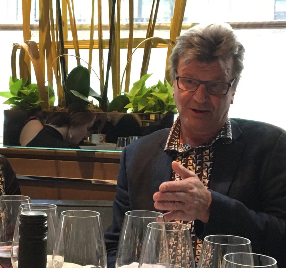 Kim Crawford presents his Loveblock Wines in New York
