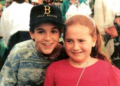"Zara Bode tells us: ""I was particularly horrified to meet my 10 yr old dream-crush Fred Savage."" We'll hear more about that at some point. Do YOU have a picture to share?"