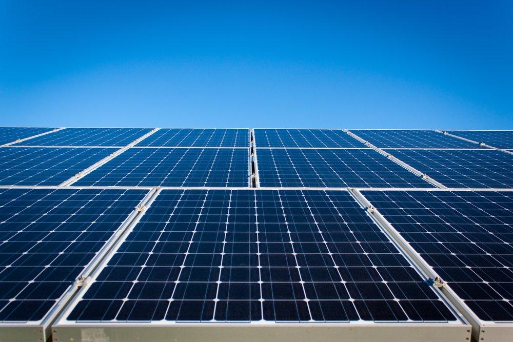 Solar Energy Harvesting -