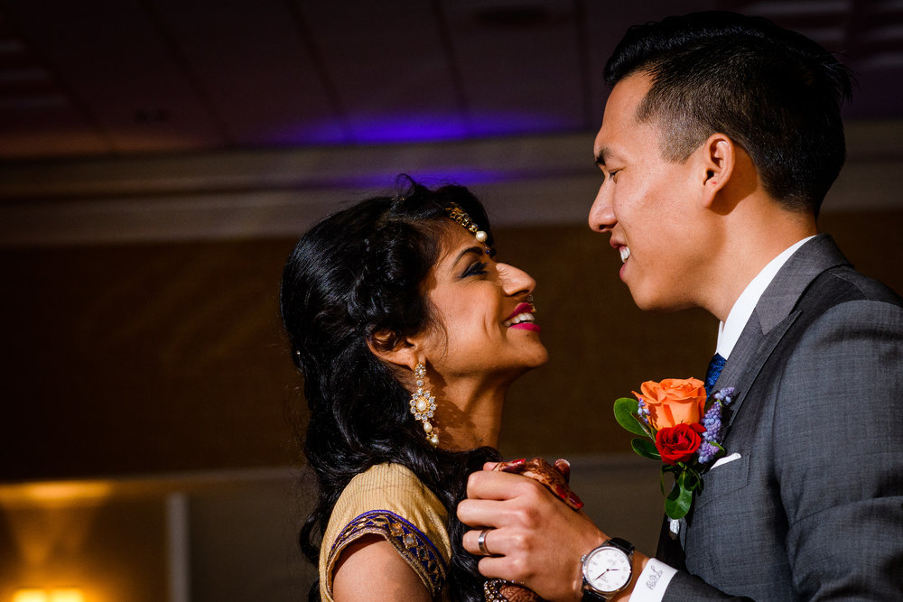Bolger Center Indian Wedding