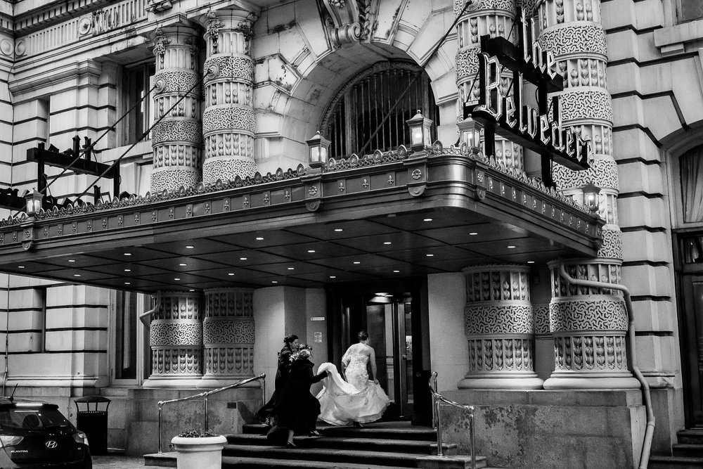 The Belvedere Baltimore Maryland Wedding