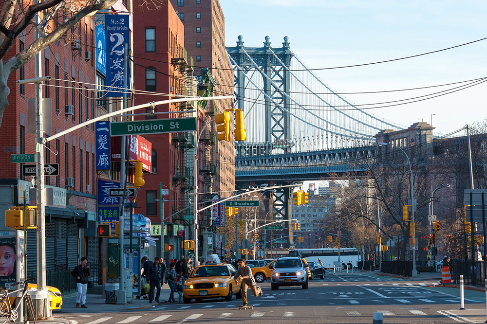 the lower east side - bars & cafes