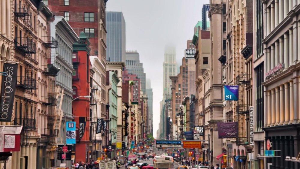 soho, nyc - shopping destination
