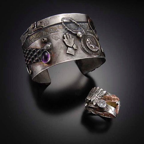 Jewelry by Diana Contine