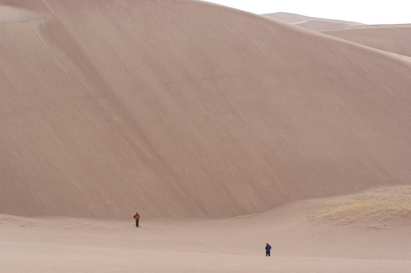 Steep Dune