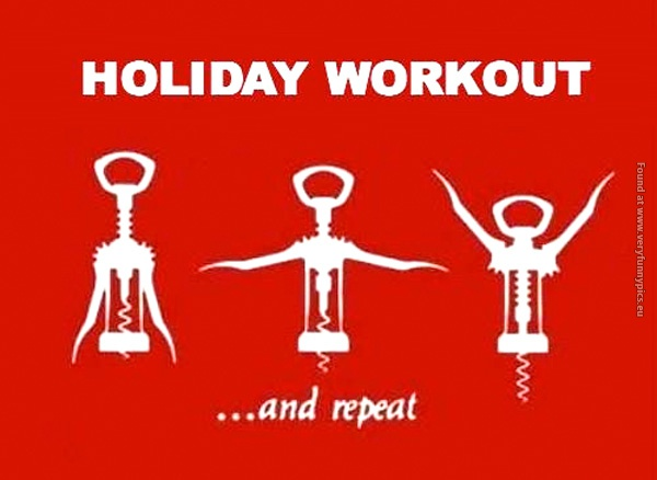 HolidayWorkout