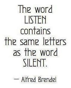 LISTEN.SILENT