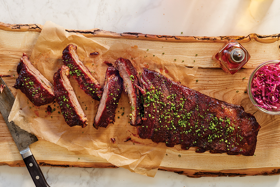 Minnesota Monthly - Best Ribs Mn 2018 - Smokey's is honored to be featured in