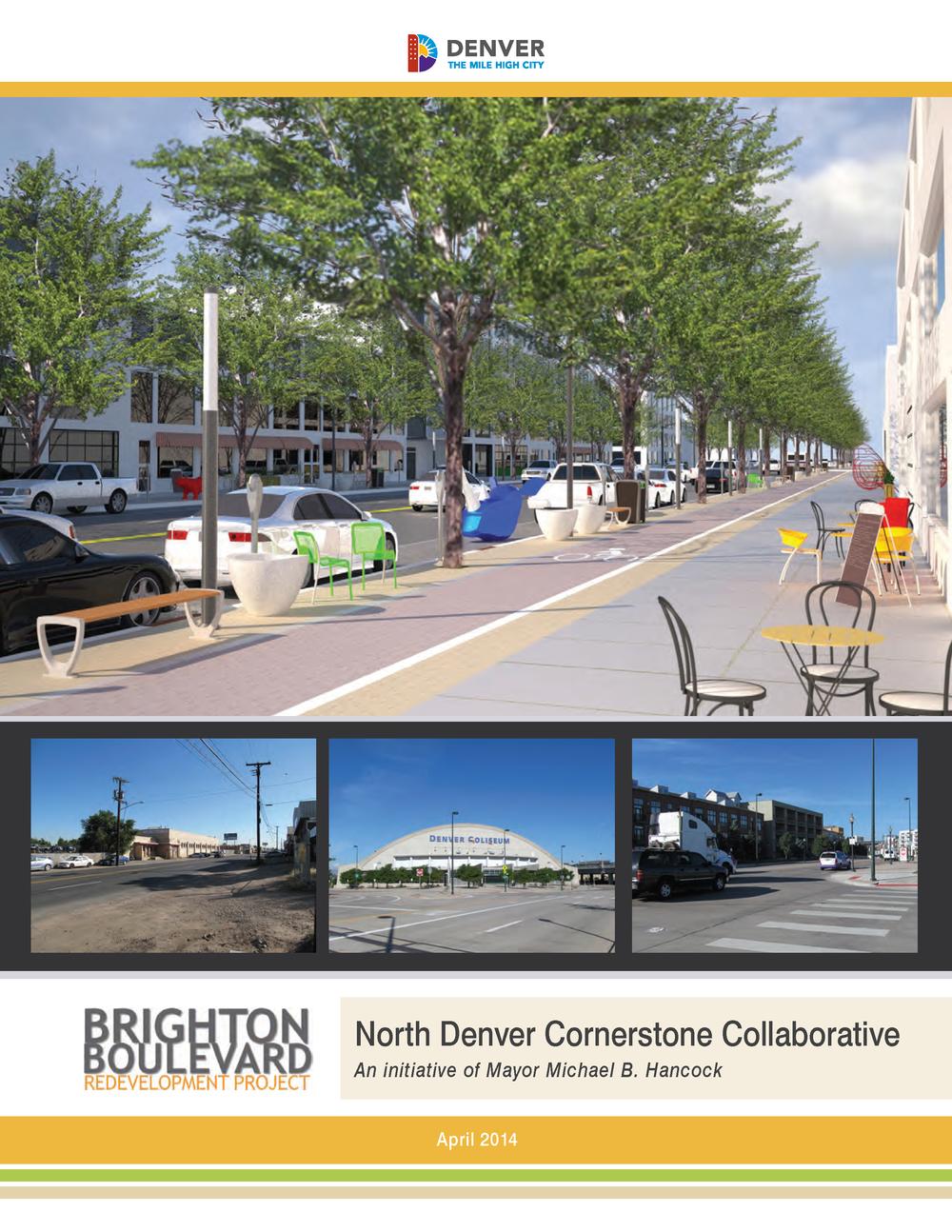 Brighton Boulevard Plan