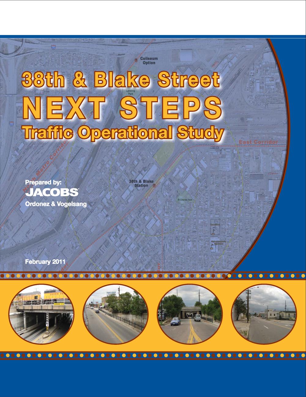38th & Blake Traffic Study