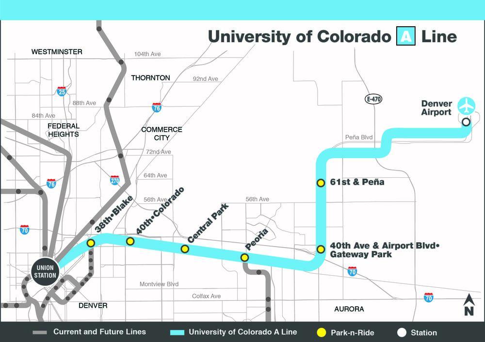CU A Line Map